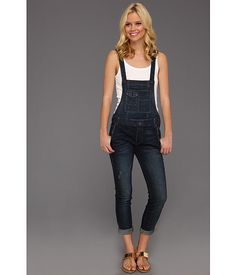 How To Style The Latest Trend - Overalls! On My Own Blog Review