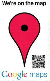 Are you on the map ?