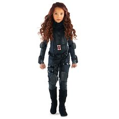 Black Widow Costume for Kids - Captain America: Civil War | Disney Store
