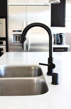 black bathroom tapware - Google Search