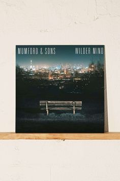 Mumford & Sons - Wilder Mind LP - Urban Outfitters