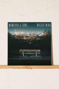 Mumford & Sons - Wilder Mind LP - Urban Outfitters