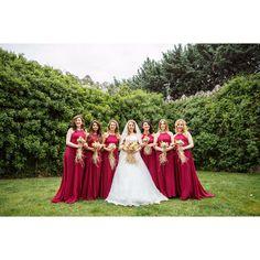 Bridesmaid #wedinstyle#bride#