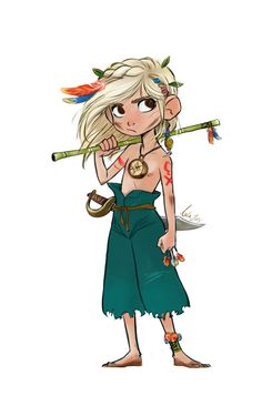 "She is a little girl found by the captain of ""The Pride of Lions"" on a desert island. No one knows how she arrived there or how she survived, she doesn't even talk! But it seems that the kid has managed pretty well until now. The crew decided to. Character Design Cartoon, Boy Character, Character Design Animation, Character Creation, Character Design References, Character Drawing, Character Design Inspiration, Character Illustration, Character Concept"