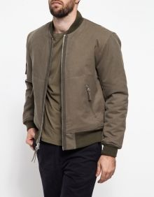 Bomber Jacket II Faded Olive