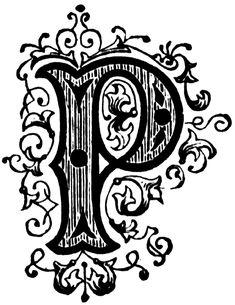 1000 Images About The Letter Quot P Quot On Pinterest Letters
