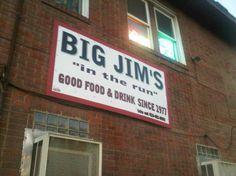 Big Jims in the run