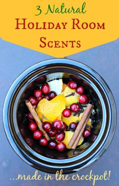 natural-holiday-room-scents-made-in-crockpot1.jpg (600×936)