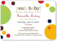 Neutral Baby Shower Invitations & Neutral Baby Shower Invites | Shutterfly