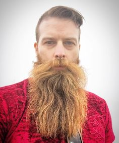 Featuring cool and edgy hairstyles for men with beards and the best all-natural hair and beard grooming products to achieve those styles. Proudly made in the USA. Bad Beards, Great Beards, Long Beards, Awesome Beards, Hipster Beards, Long Beard Styles, Hair And Beard Styles, Best Beard Balm, Beard Head