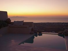 Villa with a view, Santorini