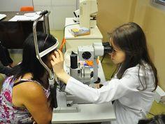 Projeto oftalmológico atende no centro do Recife
