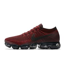 4742b1120b6 NIKE Air VaporMax Flyknit Original Mens Running Shoes Stability Height  Increasing Breathable Lightweight Sneakers For Men Shoes