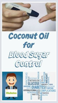 How to Use Coconut Oil for Blood Sugar Control