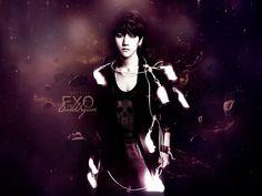 Baekhyun of EXO K by jaz1185.deviantart.com on @DeviantArt