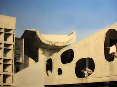 Palace of the Assembly, Chandigarh (2010) Le Corbusier by Iwan Baan