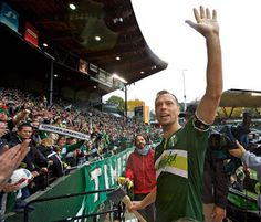 Fern Mc Costigan: The Portland Timbers live to see another day