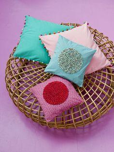 RICE Pillows