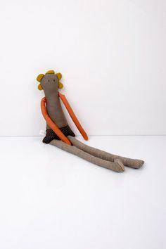 primitive doll style