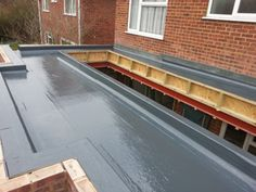 flat roof construction detail - Google Search