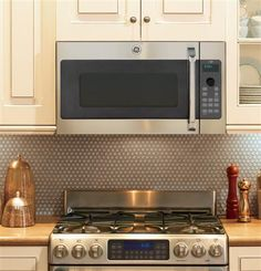 CSA1201RSS | GE Cafe Series Advantium® 120 Above-the-Cooktop Oven | GE Appliances