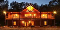 Absolute Perfect Escape Log Cabin 4 is the second largest cabin, housing up to 22 guests. A premiere Blue Ridge Cabin Cabins In Virginia, Luray Virginia, Cabin Rentals, Vacation Rentals, Vacation Spots, Vacation Ideas, Virginia Vacation, Virginia Is For Lovers, Rustic Cabin Decor