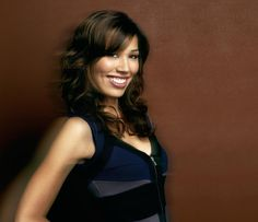 Michaela Conlin and her smile .!!!