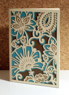 The Paper Boutique: Anna Griffin Lovely Layered Card