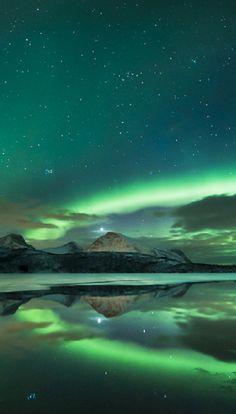 Aurora Borealis, Mo i Rana, Norway