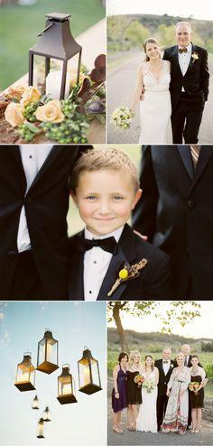 Santa Ynez Wedding by Jose Villa + Jill La Fleur + Joel Serrato, Part I - Style Me Pretty
