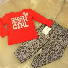 Adorable Little Girls Outfit Cute Girl Outfits, Little Girl Outfits, Cute Outfits For Kids, Beautiful Little Girls, Cute Little Girls, Cute Kids, Carters Baby Girl, My Baby Girl, Baby Love