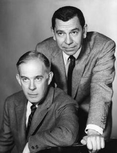 In 1950, Webb appeared alongside future 1960's Dragnet partner Harry Morgan in the film noir Dark City. Description from poeforward.blogspot.com. I searched for this on bing.com/images