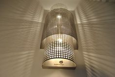 Wandleuchten - WANDLEUCHTER Design BEIJING WALL - ein Designerstück von Archerlamps bei DaWanda