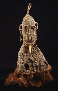 mask, sangriman, papua new guinea