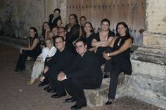La Sarabanda -Gira Templos Antiguos de Venezuela - Iglesia La Asunción - Isla de Margarita - Concierto Música Barroca Latinoamericana - 2008 - la Sarabanda - Edo. Anzoategui