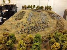 Model maker David Marshall introduces himself, the Perry brothers, and takes us through how their Agincourt model took shape over two years. Larp Armor, Model Maker, Wargaming Terrain, Top View, Diorama, Scenery, Tabletop, Minis, Crossfit