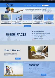 Engineering Courses, Homepage Design, Continuing Education, Professional Development, Landscape Architecture, Environment, University, Marketing, Engineering Classes