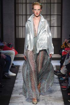 Schiaparelli Fall 2015 Couture Fashion Show - Emile Evander
