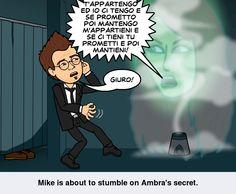 Il segreto di Ambra...
