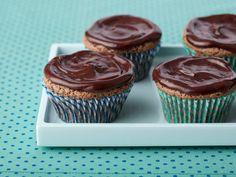 Chocolate Chip and Mascarpone Cupcakes recipe from Giada De Laurentiis via Food Network