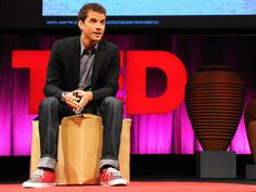 """TED Talk -- """"Less stuff, more happiness"""" -- Writer and designer Graham Hill asks: Can having less stuff, in less room, lead to more happiness? He makes the case for taking up less space, and lays out three rules for editing your life."""