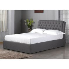 Found it at Wayfair.co.uk - Upholstered Ottoman Bed