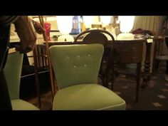 Pair of armchairs - poltroncine - restaurate - restored - $522