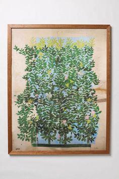 Green Leaves by Paule Marrot