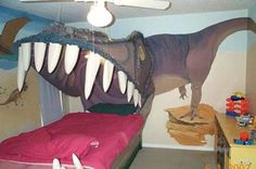 BOY KIDS ROOM IDEAS WITH CAR BED | Related Terms: boys bedroom ideas, bedroom for boys, boy bedroom, room ... / Evan would love