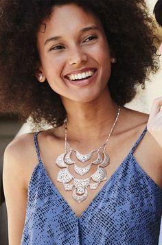 Plait Necklace by Stella & Dot