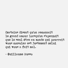 Le grand amour - Guillaume Musso