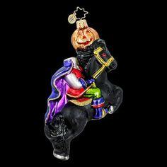 RADKO SLEEPY HOLLOW headless HORSEMAN Halloween Glass Ornament Radko http://www.amazon.com/dp/B00J6FP4HE/ref=cm_sw_r_pi_dp_8X19ub1MCMJXE