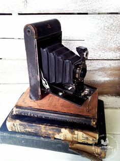 Antique Camera- I have one of these from my grandmother Sara!
