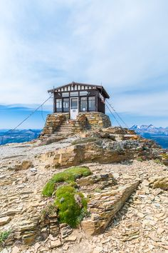 Swiftcurrent Lookout in Glacier National Park | GI 365